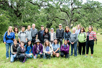 5/13/2016 Sierra Club Outing, White Globe Lilies, and Spider