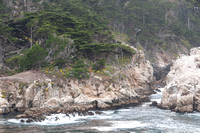 Waves & Surf at Point Lobos Park