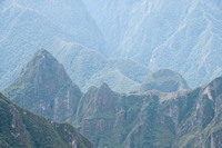 Machu Picchu from across the Valley