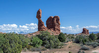 Balanced Rock and Monolith