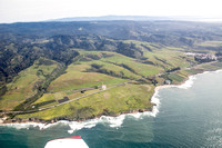 Proposed Santa Cruz Redwoods National Monument from the Air