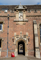 Gate to Second Court, St. John's College