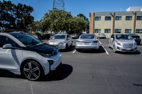 EVs: BMW, Ford, Tesla, and Chevy Spark