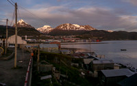 Ushuaia and its Mountains
